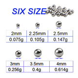 Tungsten Super Ball Set Strong Damage High Density Hunting Shot of 4.23OZ