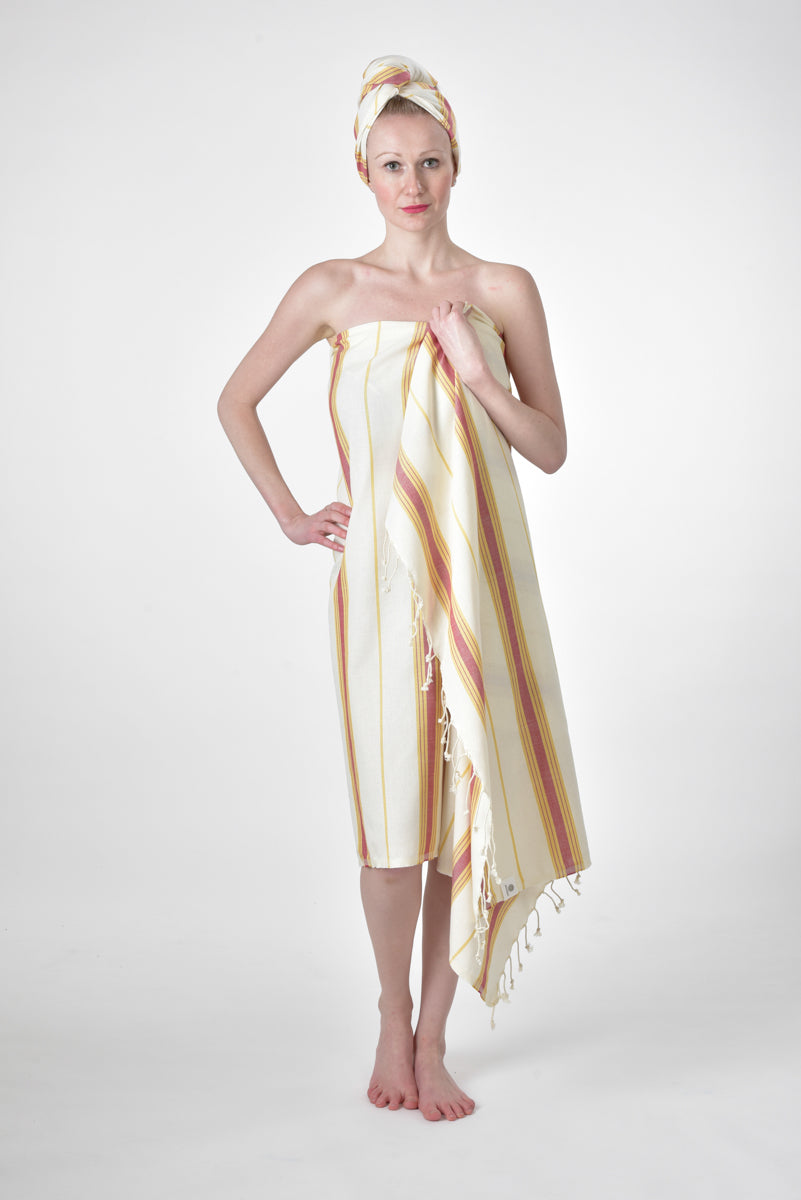 Hera Towel Set - Athena Collection