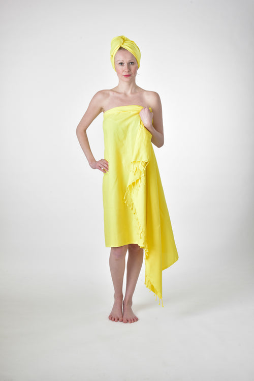 Kitrinos Towel Set - Metis Collection
