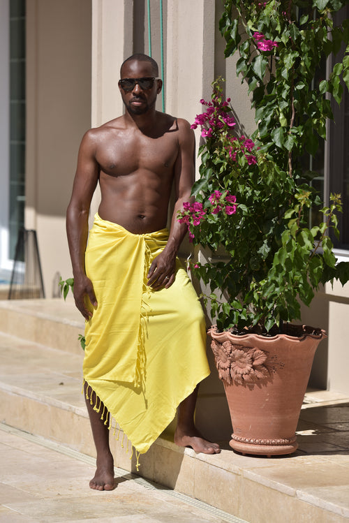 Kitrinos Towel - Metis Collection