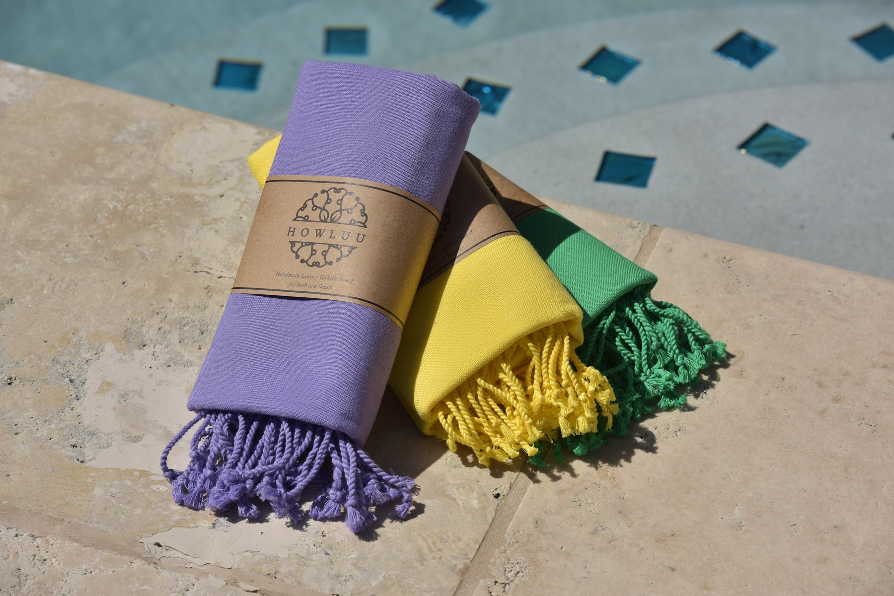 Apollo Towel Set - Metis Collection