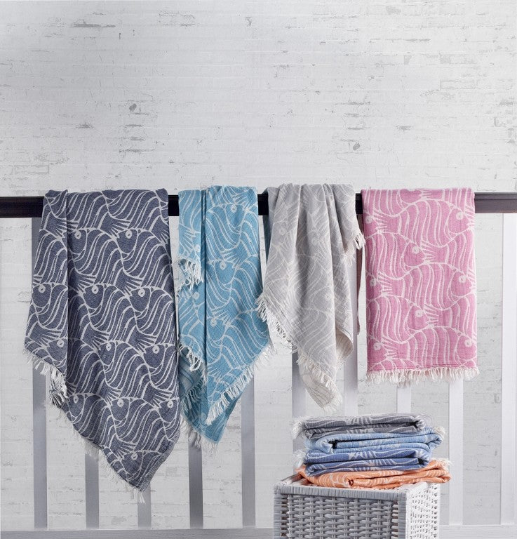 Rhea Towel - Poseidon Collection