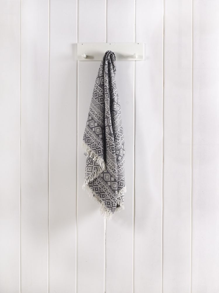 Gray Pallio Towel - Poseidon Collection