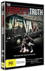 Vaxxed II: The People's Truth DVD - 10 DVD Bulk Purchase