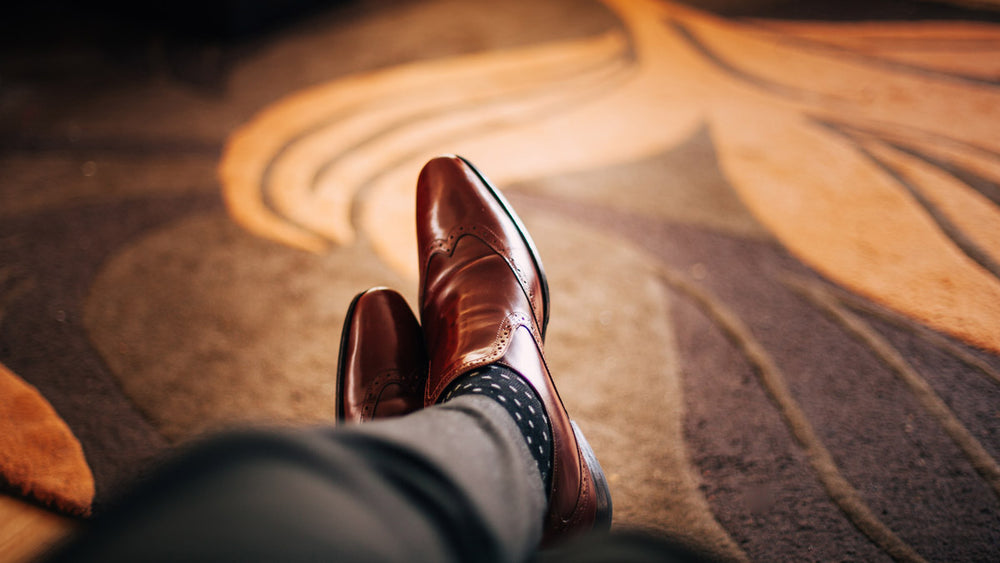 5 Stylish Men's Dress Socks You Need in Your Wardrobe Today