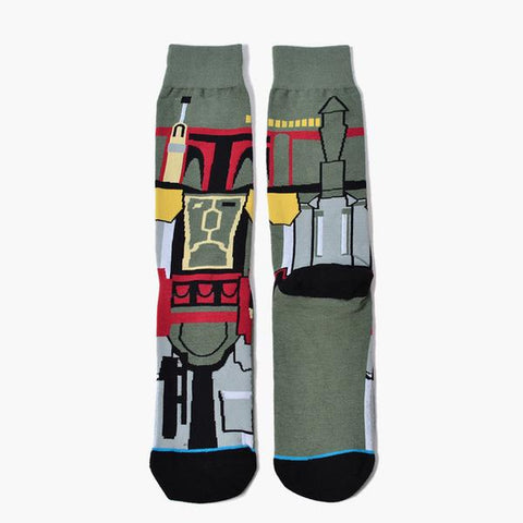 hunter star wars socks
