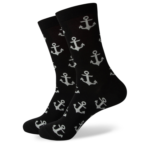 Anchor Socks - Sock Mafia