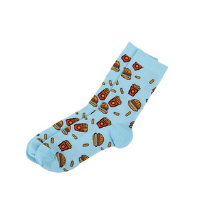 Burger and Fries Socks - Sock Mafia