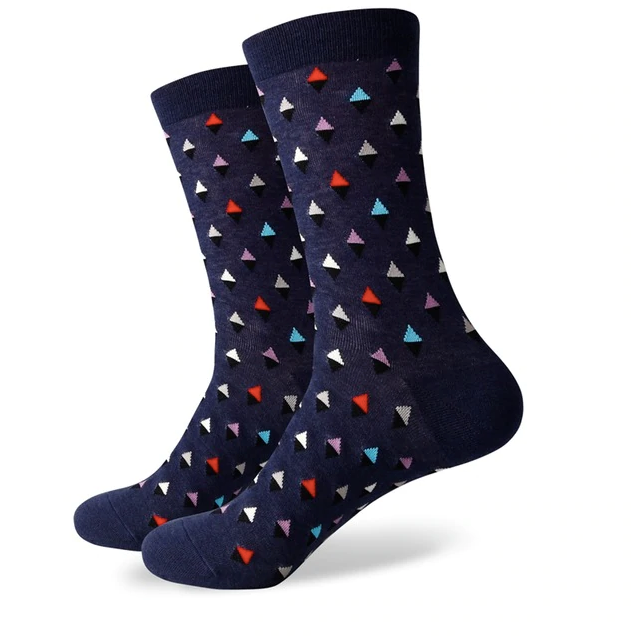 Diamond Stud Socks