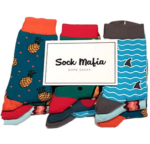 Mystery Box of Socks - Sock Mafia