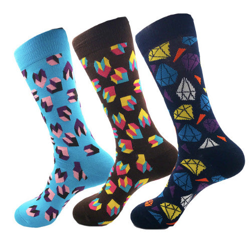 Diamond Funk 3 Pack - Sock Mafia
