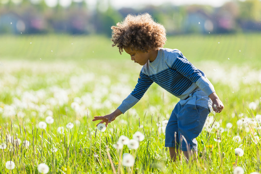 How To Keep Your Child Safe From Spring Allergies