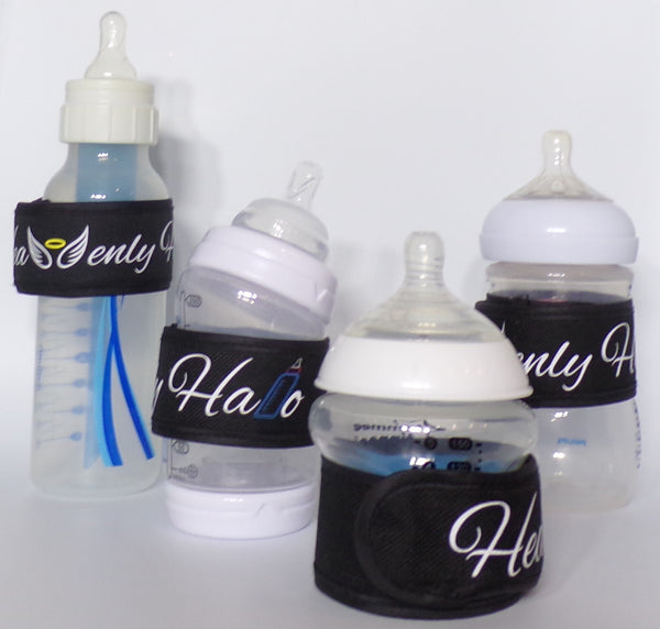 2-Pack Heavenly Halo Baby Bottle  Nightlight