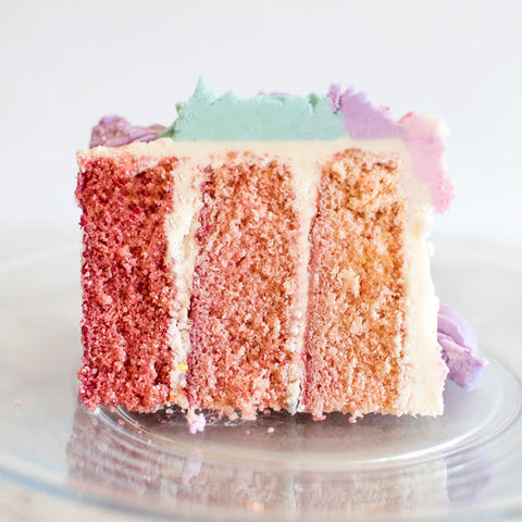 Unicorn Cake Pink Ombre