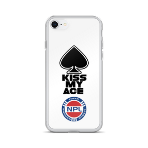 iPhone Case - NPL Kiss my Ace