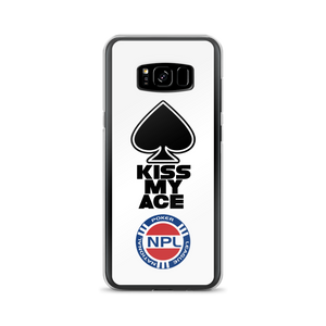 Samsung Case - NPL Kiss my Ace