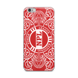 iPhone Case - NPL Playing Card Alternate