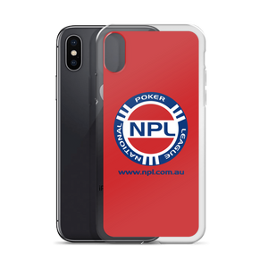 iPhone Case - NPL Logo
