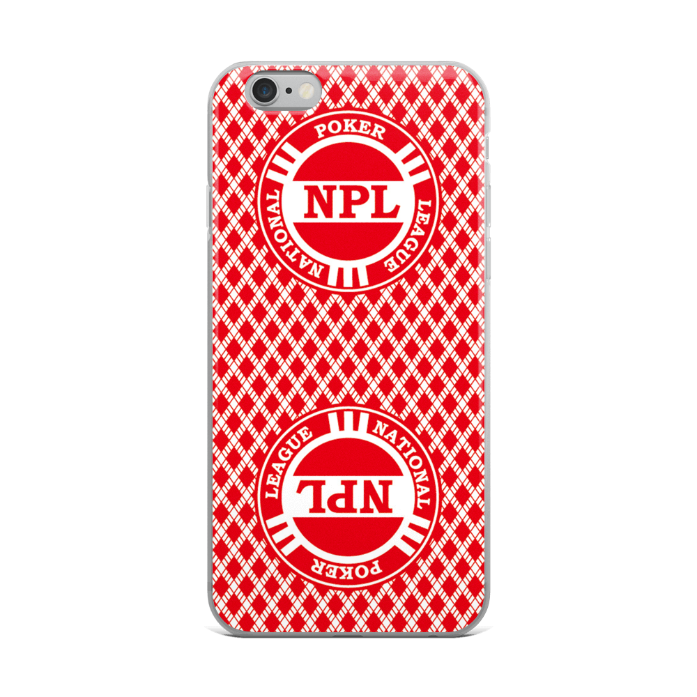 iPhone Case - NPL Playing Card