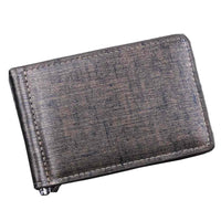 Men Bifold Business Leather Men Wallet Purse Money Clip ID Credit Card organized Purse Pockets carteira masculina brand