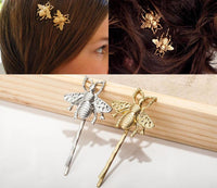 Bee  Side Clip Hair Accessories