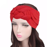 Twist Stretch Hairbands Boho Turban