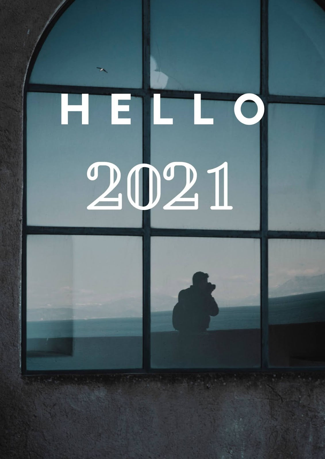 Happy 2021 and Here's to New Beginning