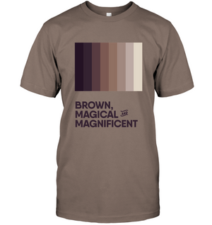 Brown, Magical and Magnificent | T-Shirt