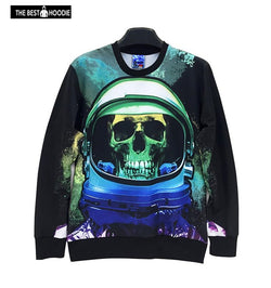 The Best Plstar Cosmos Clown Horror Film Best Stephen Kings It Harajuku Style Sweatshirt Hoodies Long Sleeve 3d Print Sweatshirt Men's Clothing