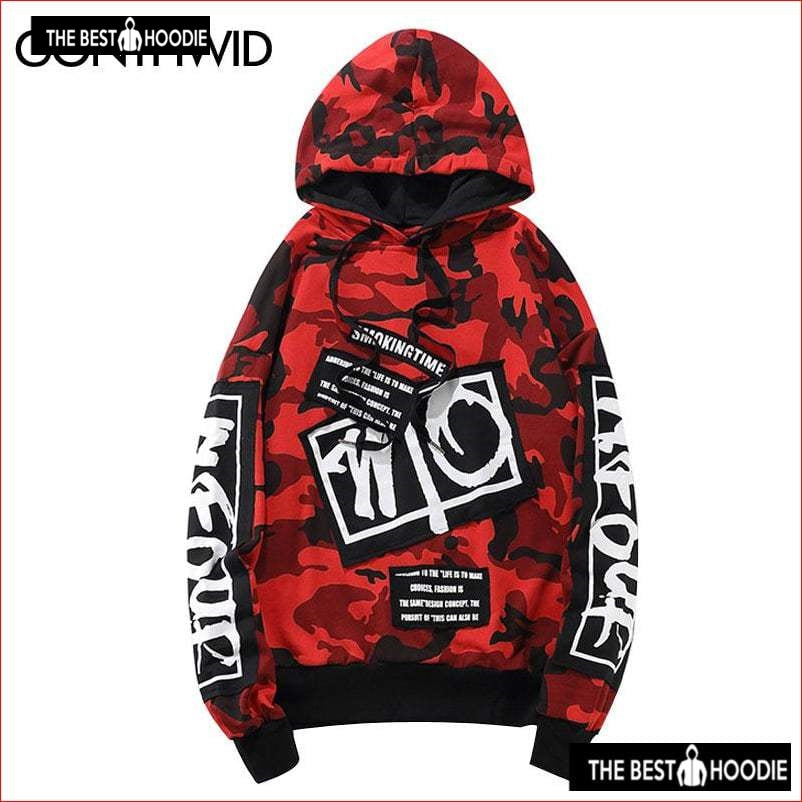 GONTHWID Camouflage Patch Hoodies Mens 2018 Autmn Designs Camo Printed –  Awesome 3D Hoodie - The Best Hoodie 7bbe3da61872