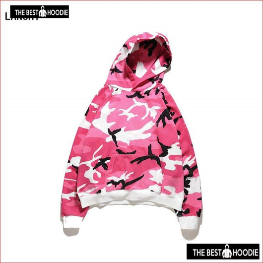 8ee7a462352b Lanshi 2017 New Autumn Man Oversize Camouflage Casual Full Length Hooded  Hoodies Hiphop Men Women