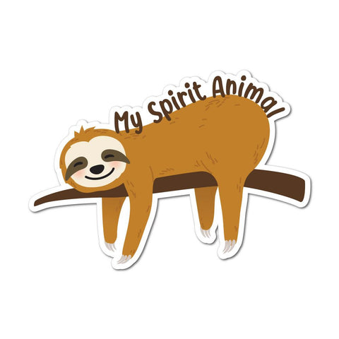 My Spirit Animal Sticker Decal