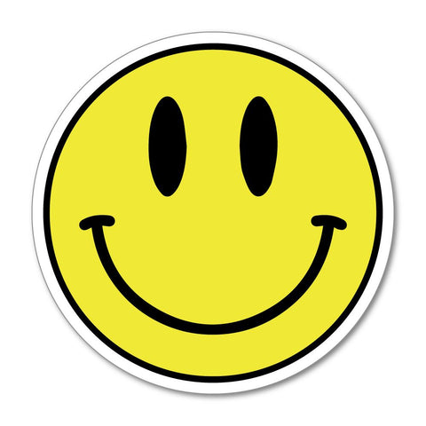 Acid Smile Sticker Decal