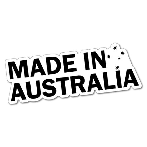 Made In Australia Sticker