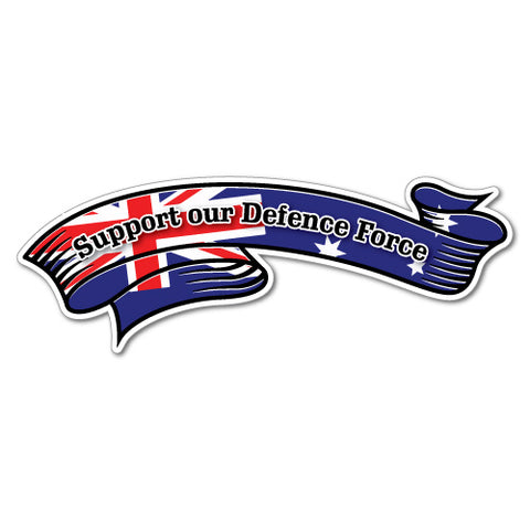 Support Our Defence Force Sticker