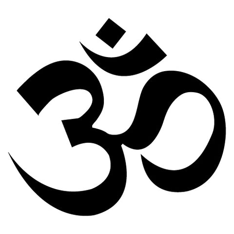 Om Mantra Atman Hinduism Sticker