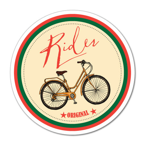 Rider Original Sticker