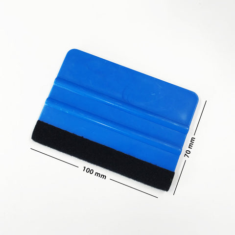 100mm Squeegee with felt applicator