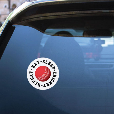 Baseball Sticker Decal