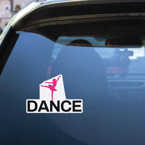 Dance Sticker Decal
