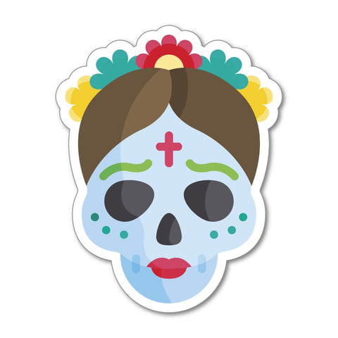 Catrina Sticker Decal