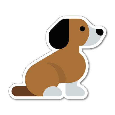 Dog Sticker Decal
