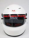 Frost White Helmet FIA8859-2015 & SNELL2015 Approved