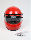 Metallic Red Helmet FIA8859-2015 & SNELL2015 Approved
