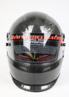 Carbon Fibre Helmet SNELL2015 Approved