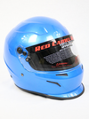 Metallic Blue Helmet SNELL2015 Approved