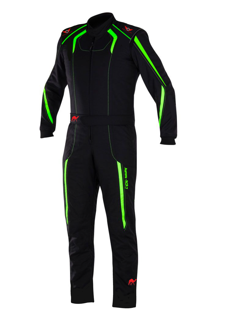 ef90b05e60b2 Aurora- RCR7 Fireproof Suit SFI 3.2A 1 Single Layer Suit