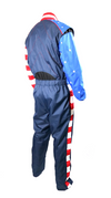 2020 Edition Captain U.S.A Six Layer SFI 3.2A/15 Rated Fire suit