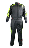 Aurora 2.0 Six Layer SFI 3.2A/15 Rated Suit Neon Green