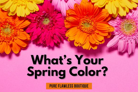 What's Your Spring Color?